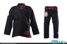 Today on BJJHQ Manto Muerte Gi - $130